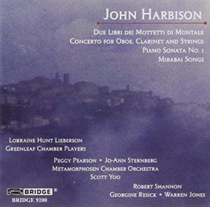 john-harbison